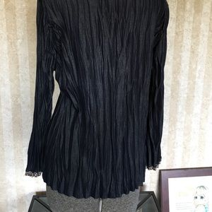 Chico's Jackets & Coats - Chico's Crinkle Jacket.